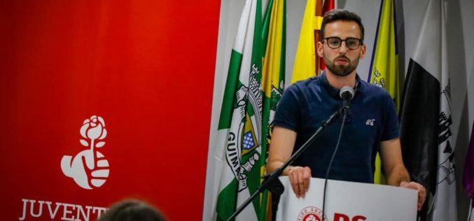 JS | Luís Miranda encabeça nova liderança da Juventude Socialista em Vila Nova de Famalicão