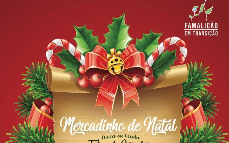 Consumo   Famalicão em Transição promove Mercadinho de Natal