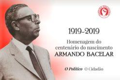 Homenagem | Partido Socialista de Famalicão presta tributo a Armando Bacelar