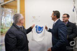 Obras Municipais | Aires Pereira inaugura nova sede da Associação de Pais de S. Pedro de rates