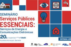 Consumo | Serviços de Energia e Comunicações Eletrónicas em debate no Auditório Municipal de Barcelos