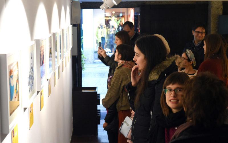 Ilustração | Ilustradores dão vida a expressões de Braga