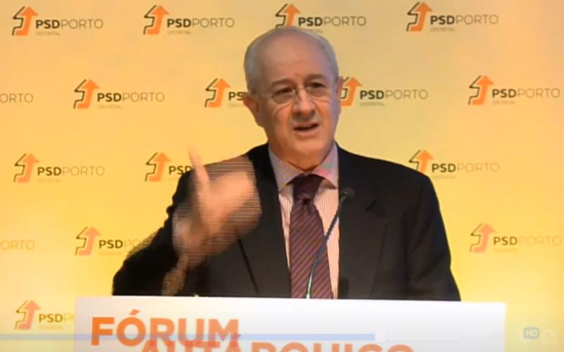 PSD   Rui Rio: 'Eleições autárquicas são decisivas para o PSD'
