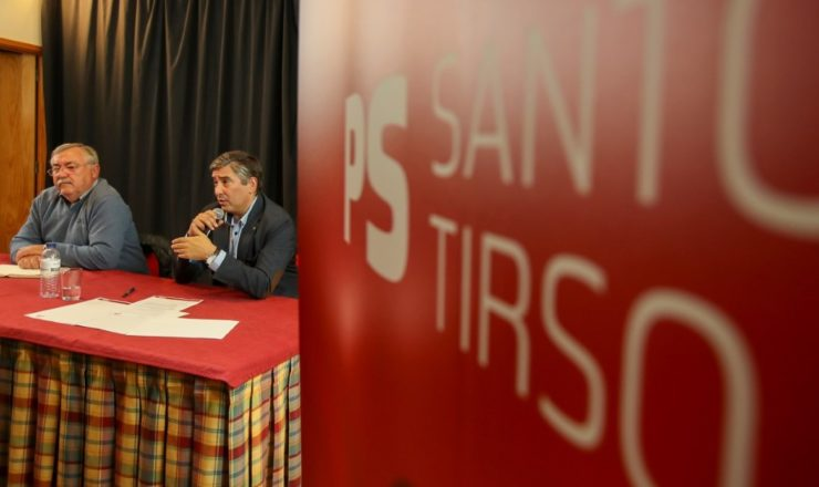 sts - Alberto Costa candidato à liderança do PS Santo Tirso1 ec
