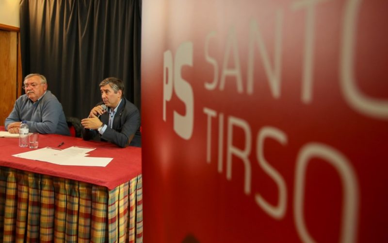 PS | Alberto Costa recolhe contributos para candidatura à Concelhia de Santo Tirso