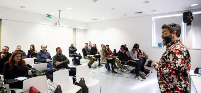 Empreender | Trinta ideias de negócio em desenvolvimento na Fábrica de Santo Thyrso