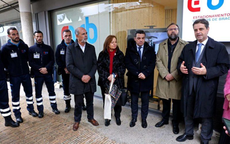 Mobilidade | Estacionamentos Urbanos de Braga iniciam fiscalização em Dezembro