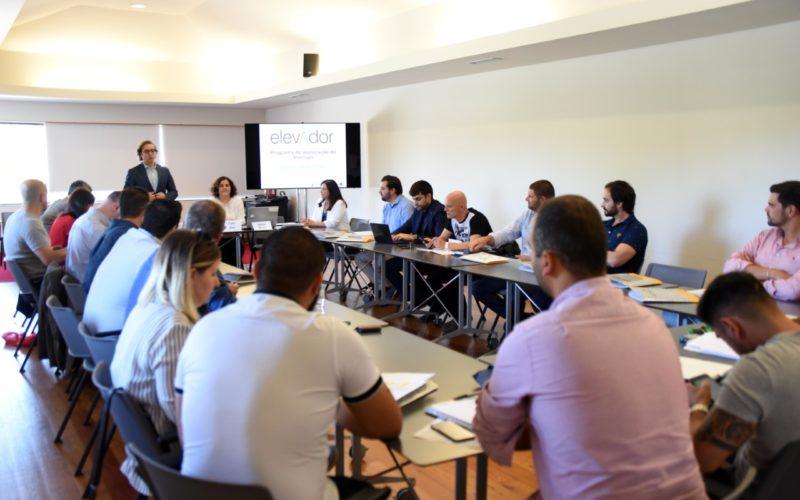 Empreender | Elevador acelera startups em Famalicão