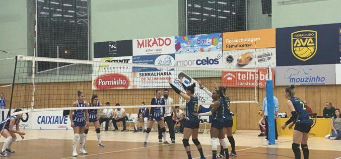 Voleibol | AVC Famalicão derrotado pelo líder AJM / FC Porto