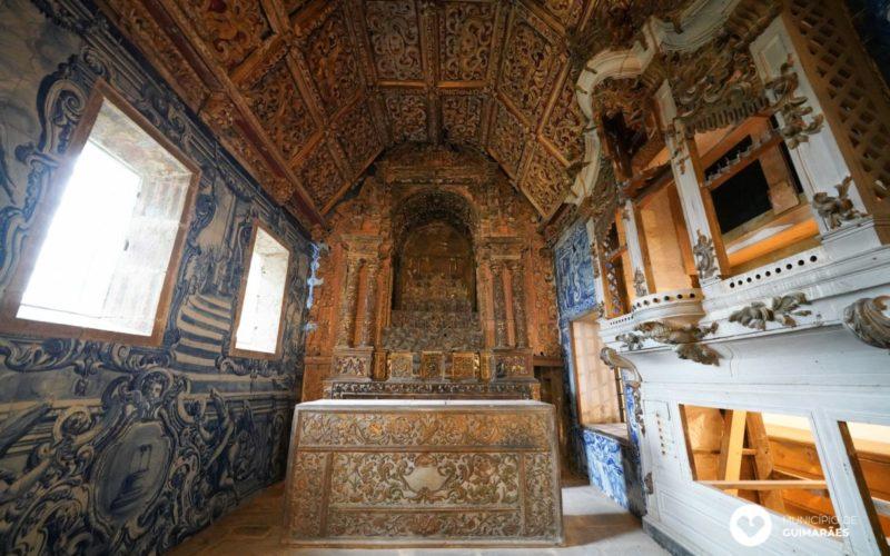 Património   Capela de Nossa Senhora da Conceição é património simbólico de Guimarães