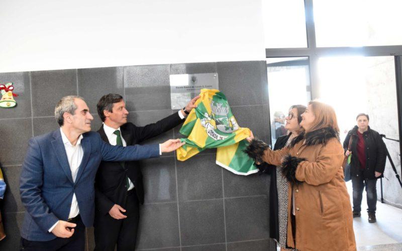 Ensino | Escola Conde S. Cosme, em Famalicão, pronta para mais um século