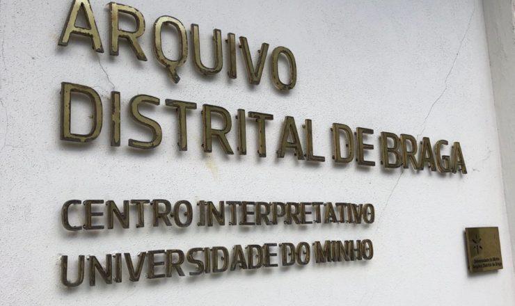 Arquivo Distrital de Braga by BRG 00001