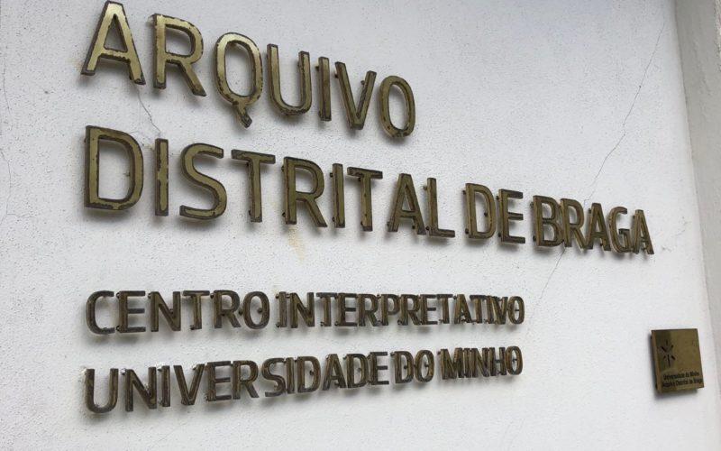 História   'Livro Curioso' sobre Braga apresentado no Arquivo Distrital