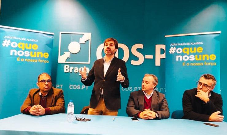 João Almeida 2 CDS