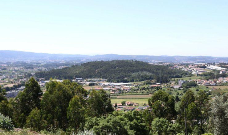 Vista de S. Miguel o Anjo VNF
