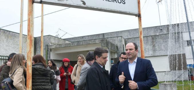 Obras municipais | União de Freguesias de Cabreiros e Passos S. Julião verá a sua sede requalificada em 2020