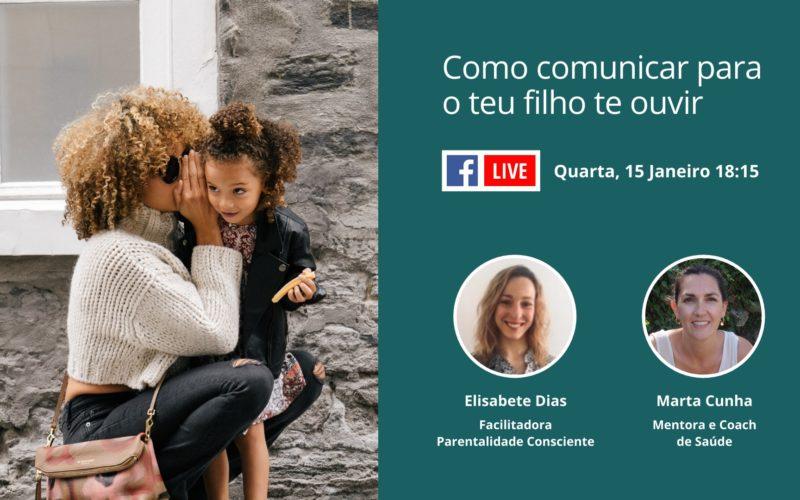 Educação | Live Real Today ajuda na comunicação entre pais e filhos