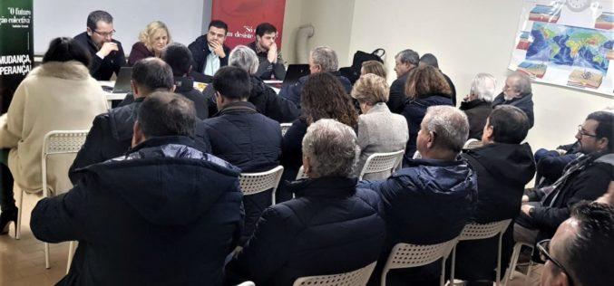 PS – Famalicão | 'Pela Mudança', Eduardo Oliveira contacta militantes para 'Devolver a Esperança'