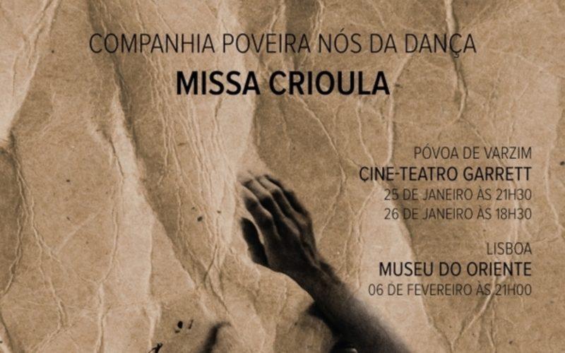 Dança | Nós da Dança apresenta 'Missa Crioula' no Cine-Taetro Garrett