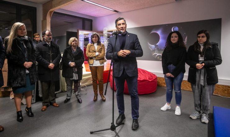 sts - inclusão _Sala Snoezelen foi inaugurada esta segunda-feira