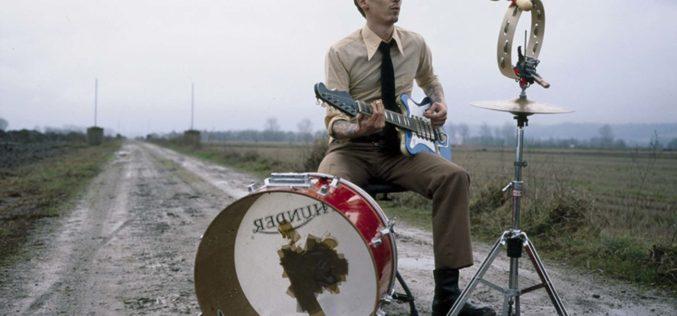 Música | The Legendary Tigerman leva o mais puro Rock'n'Roll e Blues ao Gnration