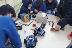 Ensino | 'Robots e Drones' na EB de Pedome atraem alunos