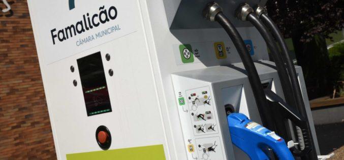 Mobilidade | Famalicão instala novos pontos de carregamento de carros elétricos