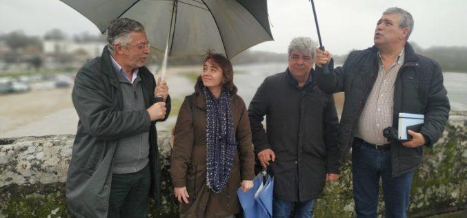 Ambiente | Maria Manuel Rola preocupada com água e Rio Lima