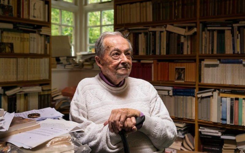 Dar Coisas aos Nomes | Uma inocência furiosa: George Steiner (1929-2020)