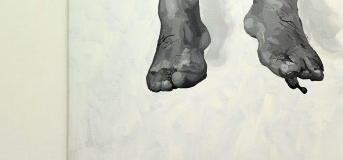 Artes Visuais | António Olaio expõe 'Desterrado' em Famalicão