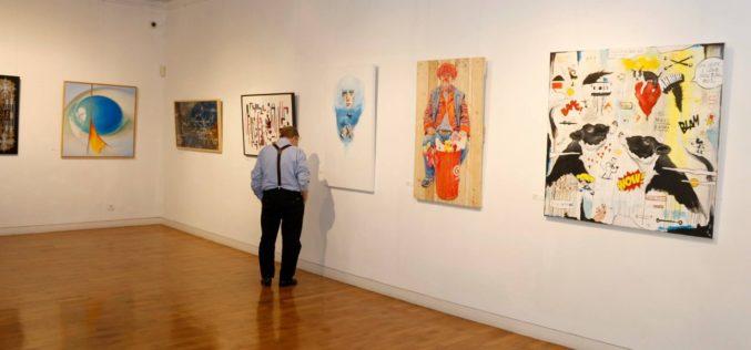 Artes Visuais | Abertas inscrições para a Bienal de Pintura do Eixo Atlântico