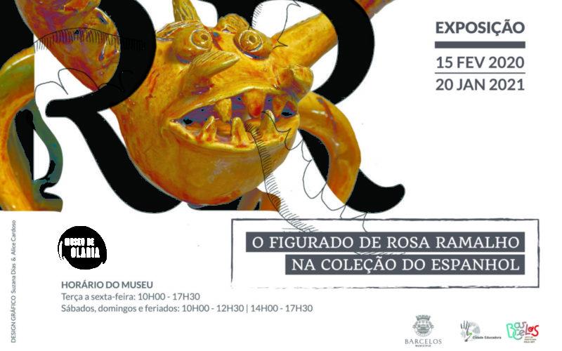 Arte Popular | Museu de Olaria de Barcelos inaugura 'O Figurado de Rosa Ramalho na Coleção do Espanhol'