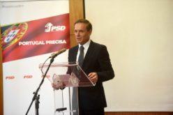 PSD | Jorge Paulo Oliveira participa nas 'Segundas na Sede'