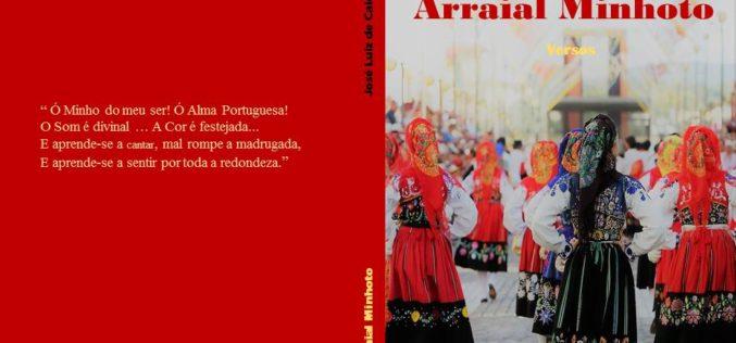 Livros | Armando Caldas apresenta nova edição de 'Arraial Minhoto'