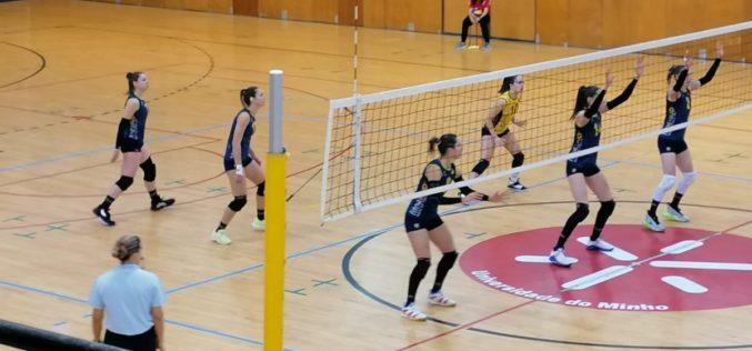 Voleibol | AVC Famalicão garante lugar na discussão do título da Divisão de Elite
