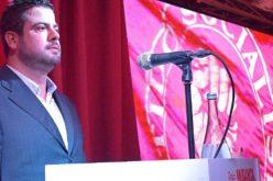 PS – Famalicão | Eduardo Oliveira toma posse como novo presidente da estrutura Concelhia do Partido Socialista