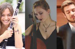 Música | Trio Meráki apresenta música de Beethoven e Brahms em Famalicão