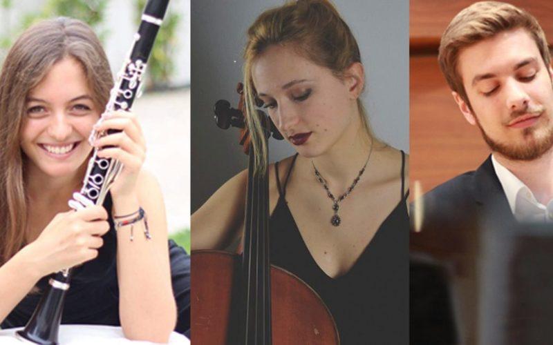 Música   Trio Meráki apresenta música de Beethoven e Brahms em Famalicão