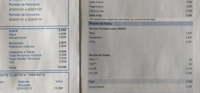 Água | Bloco de Esquerda de Viana do Castelo contra concessão a Águas do Alto Minho