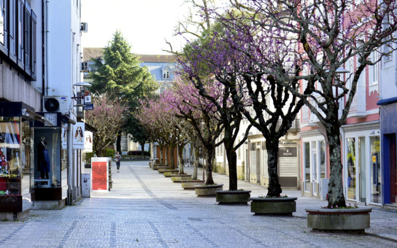 Coronavírus   Braga 'encerra' estabelecimentos comerciais