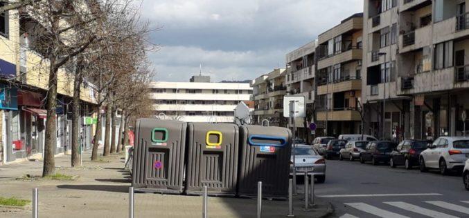 Reciclagem | Guimarães instala 40 novos ecopontos