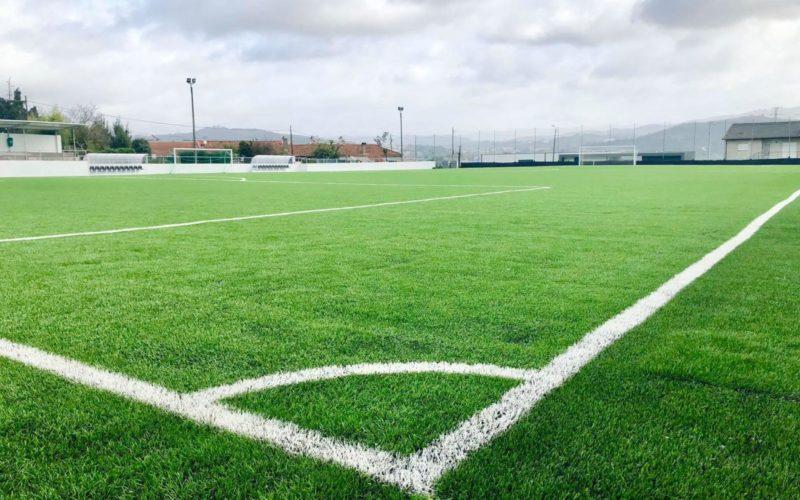 Futebol | Clube Operário de Campelos inaugura reabilitação do Campo de Jogos José Maria Machado Vaz