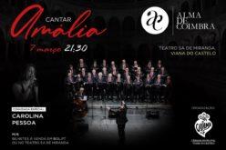 Música | 'Cantar Amália' divulga essencial da Lusofonia em Viana do Castelo