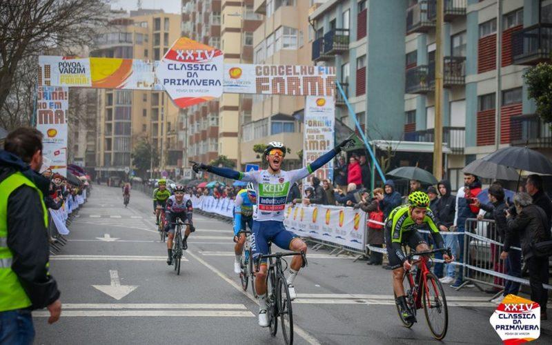 Ciclismo | Luís Gomes triunfou na Póvoa de Varzim em prova clássica da primavera invernsisa