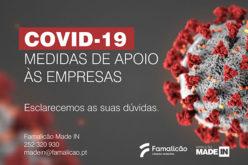 Coronavírus | Famalicão Made IN disponibiliza apoio a empresas famalicenses