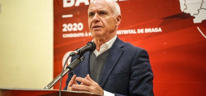 PS | Joaquim Barreto com listas de apoio à Federação Distrital de Braga em todos os concelhos