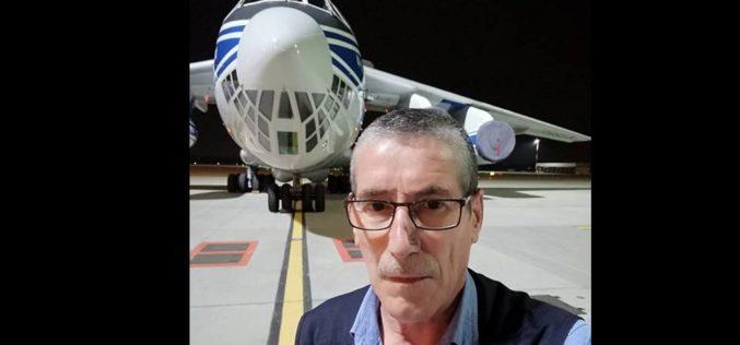 Coronavírus   Testemunho: António Moreira, de Barcelos (em Milão, na Itália)