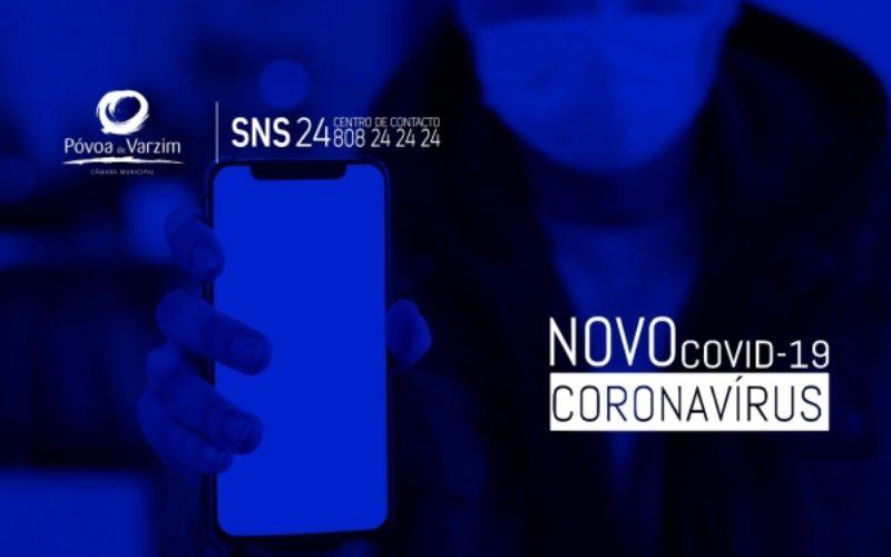 Coronavírus | Póvoa de Varzim preocupada em manter coesão social