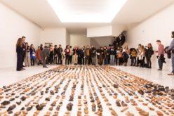 Artes Plásticas   Doug Bailey e Sara Navarro unem arte e arqueologia em Santo Tirso