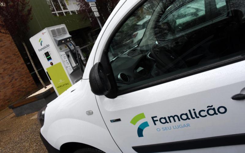Mobilidade   Famalicão aposta na mobilidade elétrica